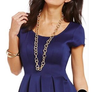 Betsy Johnson Chain Necklace